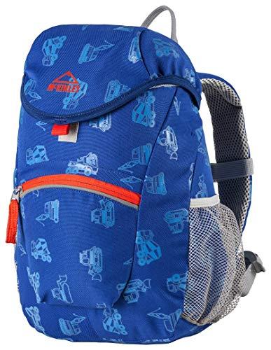 McKINLEY Kinder Bagy Rücksack, blau, 22 x 13 x 13 cm
