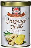 Schwartau Spezialitäten Ingwer mit Zitrone, fruchtig scharfter Fruchtaufstrich, 6er Pack (6 x 350 g Dose)