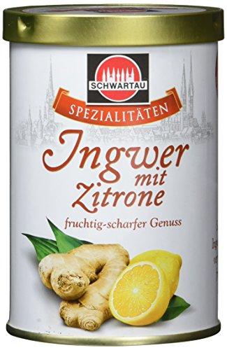 Schwartau Spezialitäten Ingweit mit Zitrone, fruchtig scharfter Fruchtaufstrich, 6er Pack (6 x 350 g Dose)