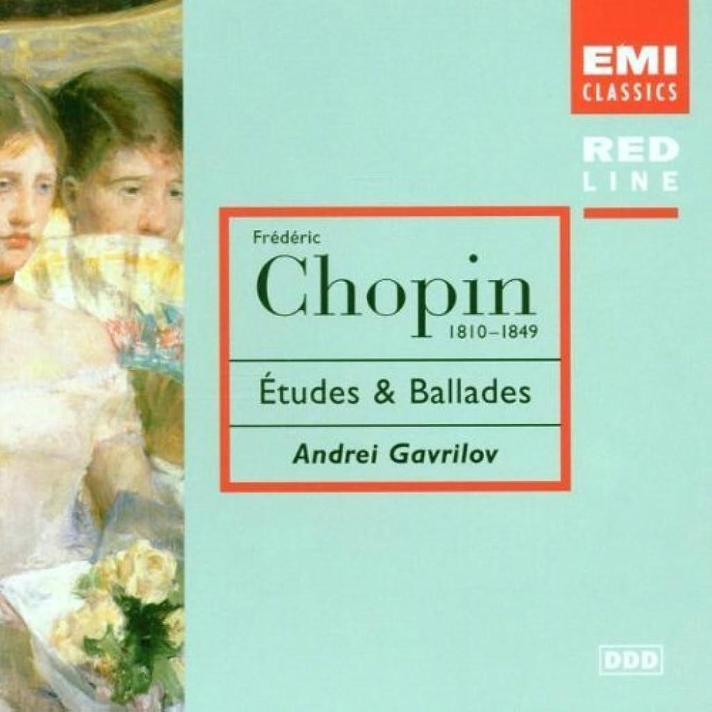 Etudes & Ballades by Chopin