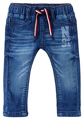Noppies Baby-Jungen B Regular fit Pants Carletonville Denim Jeans, Medium Wash-P534, 86