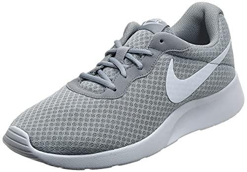 Nike Mężczyzna Tanjun, Buty Sportowe, Szary, 42 EU