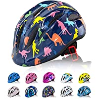 Sunrimoon Bicycle Helmet for Toddler to Youth