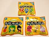 GoGo's Crazy Bones Series 2 Evolution Set - (3 Packs of 3 Pieces)