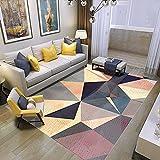 Ruimcc-- para Sala de Estar Alfombras de de Diseño Moderno Pelo...