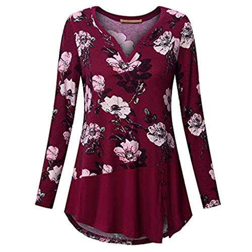 rosafarbene bluse