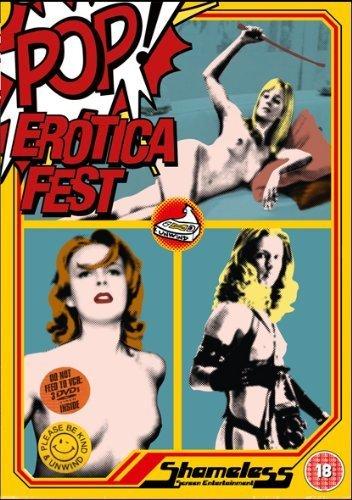 Shameless - Pop Erotica Fest Collection [3 DVDs] [UK Import]