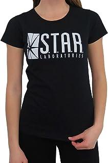 Flash Juniors: The S.T.A.R. Camiseta Juvenil (Delgada)