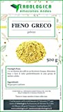 Fieno greco in polvere 500 grammi