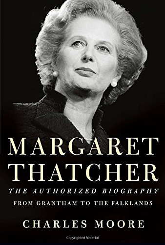Image of Margaret Thatcher: From Grantham to the Falklands: The Authorized Biography