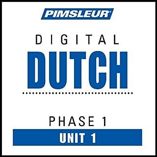 Dutch Phase 1, Unit 01 cover art