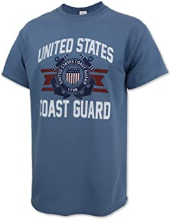 United States Coast Guard Vintage Basic T-Shirt