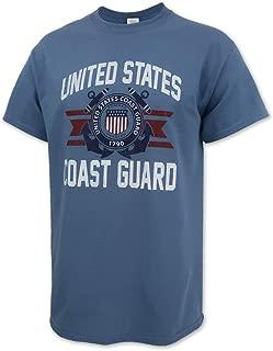 United States Coast Guard Vintage Basic T-Shirt