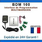 MISTER DIAGNOSTIC BDM 100 - Interface de Programmation pour véhicules Automobiles/Lecture...