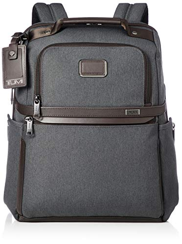 TUMI - Alpha 3 Slim Solutions Laptop Brief Pack - 15 Inch Computer Backpack for Men and Women - - ONE_SIZE