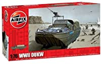 Airfix A02316 DUKW 1:76 Scale Series 2 Plastic Model Kit by Airfix
