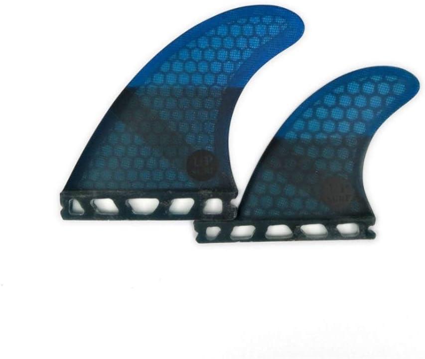 ZHU-CL Surf SUP Fin G5+GL Quad-Fins Free shipping on posting reviews Honeycomb Fiberglass Max 54% OFF Fins
