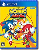 Sega Sonic Mania Plus SONY PS4 PLAYSTATION 4 JAPANESE VERSION