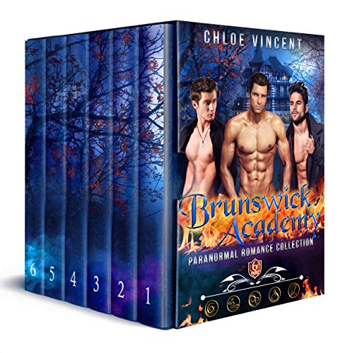The Brunswick Academy: Paranormal Romance Collection (English Edition)