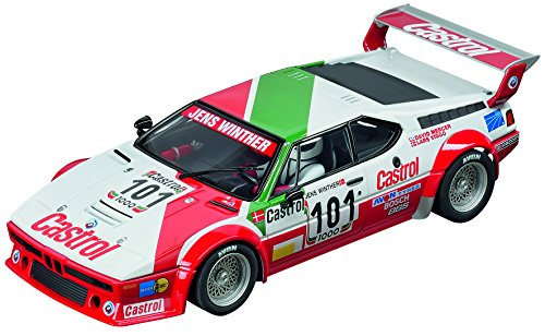 Carrera Digital 124 BMW M1 Procar Team Castrol Denmark, Nummer 101