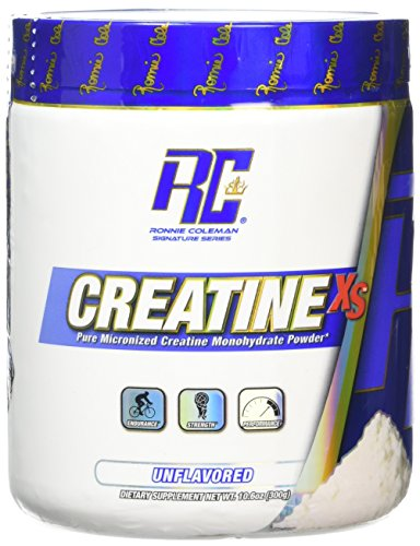 Ronnie Coleman 300 g X-Small Creatine Monohydrate Powder