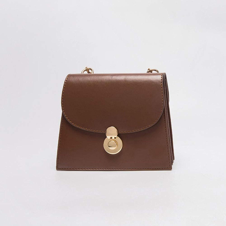 Crossbody Umhängetasche Tasche Weibliche Joker Crossbody Farbe Retro Einfache Umhängetasche B07MV835FP  Qualität und Quantität garantiert