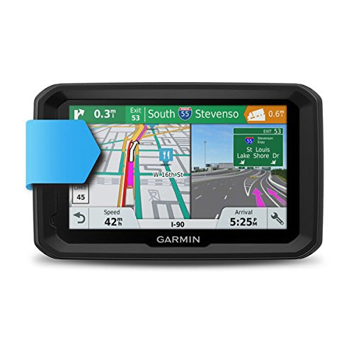 Garmin 010-01858-13 dezl 580LMT-D 5-inch Truck/Lorry Sat Nav with Full Europe Lifetime Map Updates, Digital Traffic and Built-in Wi-Fi - Black