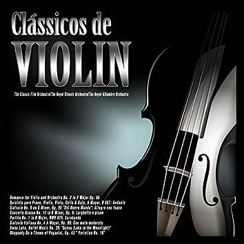 Clásicos de Violín