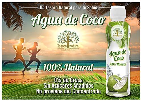 Agua de Coco (Kokosnusswasser) - Tesoro Natural (6x500ml) (6)