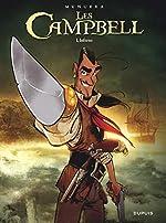 Les Campbell - Tome 1 - Inferno de José Luis Munuera