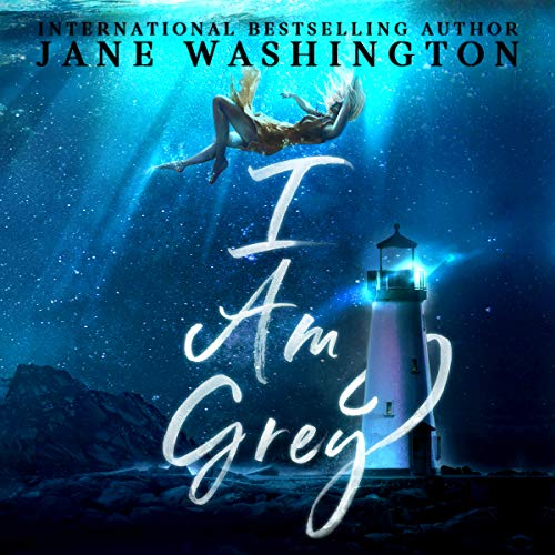 I Am Grey audiobook cover art