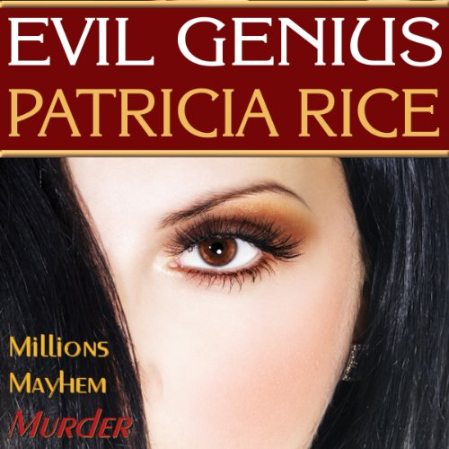 Evil Genius audiobook cover art
