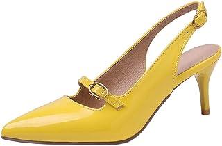 Melady Women Classic Kitten Heels Shoes Pumps