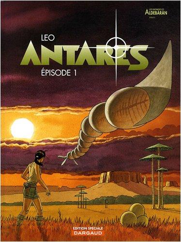 Antarès, Tome 1 : Edition spéciale
