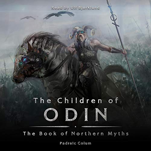 The Children of Odin: The Book of Northern Myths cover art