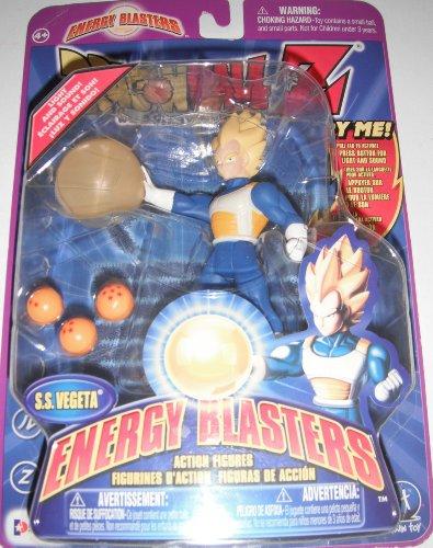 Dragonball Z S.S. Vegeta Energy Blasters Action Figure image