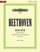 ベートーヴェン: ピアノ・ソナタ 第14番 嬰ハ短調 Op.27/2 「月光」/原典版/ペータース社/ピアノ・ソロ