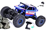 Toyify Remote Control Rock Crawler Rc Car 4x4 Monster Truck for Kids | Gifts for Children's | for...