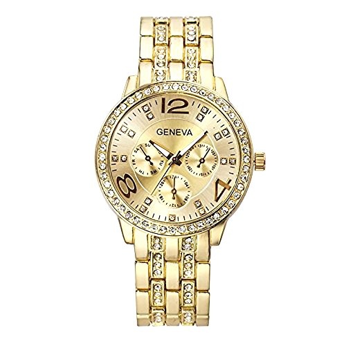 reloj geneva de mujer