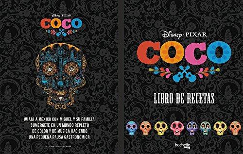 Coco. Libro de recetas y taza de colección (Hachette Heroes - Disney...