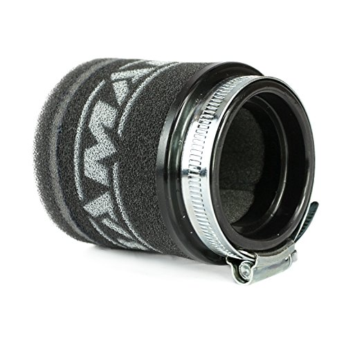 002 Support moto Filtre /à Air-Noir Ramair filtres MR 34 mm