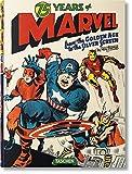 75 Years of Marvel Comics - Taschen Deutschland GmbH+ - 01/12/2014