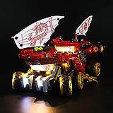 HYQX Kit de luces LED para Lego 70677 NINJAGO Land Bounty Vehicle, luces de iluminación compatible con Lego 70677 (juego de luces LED solamente, sin kit de lego)