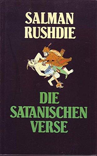 Buchseite und Rezensionen zu 'Die Satanischen Verse' von