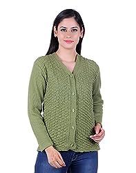 eWools Womens Woolen Lycra Sweater