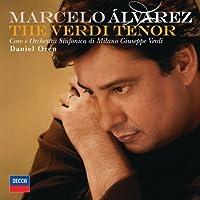 The Verdi Tenor by Marcelo Alvarez (2009-08-03)
