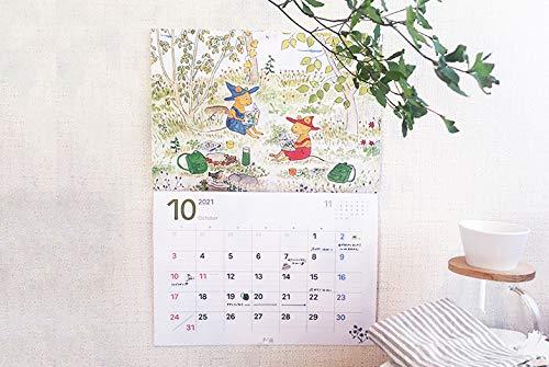 ぐりとぐらカレンダー2021([カレンダー])