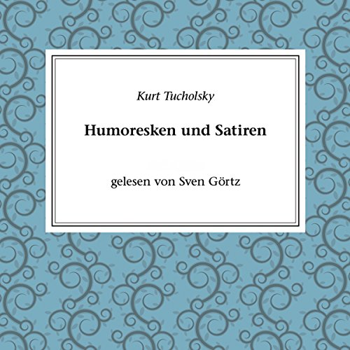 Satire und Humoresken cover art