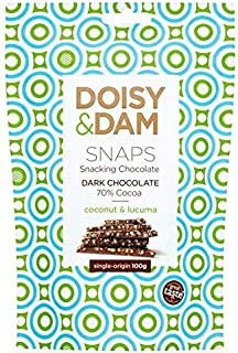 Doisy & Dam Coconut & Lucuma Snaps 100g