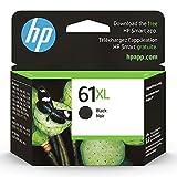 Get HP 61XL | Ink Cartridge | Black | Works with HP DeskJet 1000 1500 2050 2500 3000 3500 Series, HP ENVY 4500 5500 Series, HP OfficeJet 2600 4600 Series | CH563WN Just for $42.89